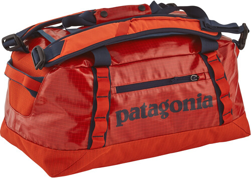 Patagonia Black Hole 60l - Sac de sport, 60 l - Rouge (Paintbrush Red)